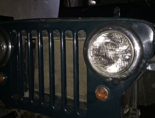 1950 JEEP WİLLYS