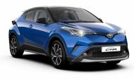 Hybrid'in yeni yüzü Toyota C-HR